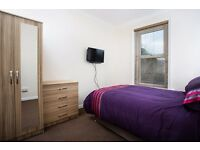 ROOM IN PORTSMOUTH,NO DEPOSIT TAKEN, ALL BILLS INC. SKY + TV, WIFI,FULLY FURN.TO VERY HIGH STANDARD