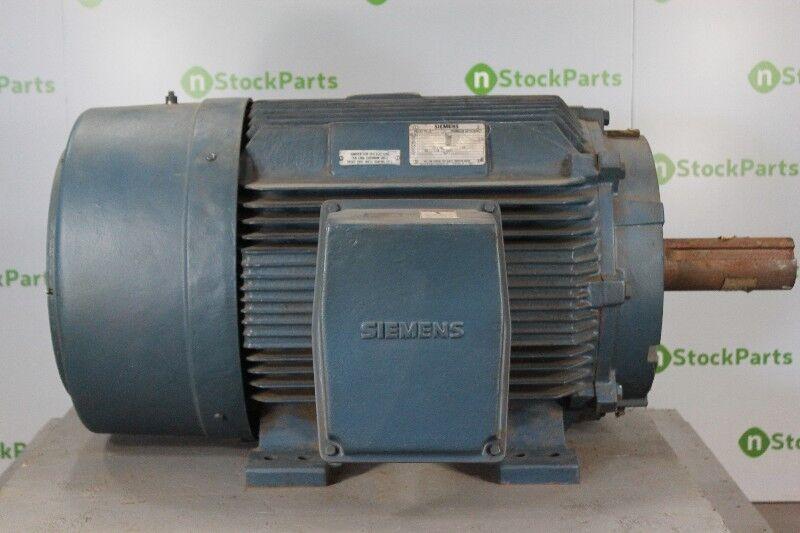 100hp 1200rpm - Siemens 1la04446se41b Nsmd