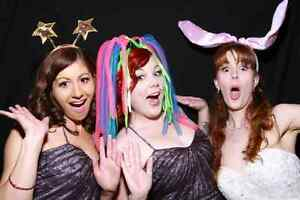 Sudbury PHOTO BOOTH for wedding or special event! funcube.ca