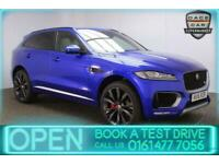 2016 16 JAGUAR F-PACE 3.0 V6 FIRST EDITION AWD 5DR AUTO 296 BHP + 1 OWNER