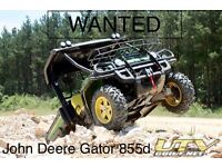 Wanted john Deere 855d power steering