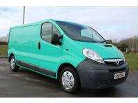 Vauxhall Vivaro 2.0CDTi ( 115ps ) 2900 LWB Diesel Van £6,495 + VAT