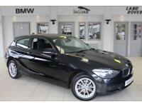 2014 14 BMW 1 SERIES 1.6 114D ES 3D 94 BHP DIESEL