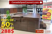COUVERTS DE SPAS  ,,,,liquidation modeles 2015