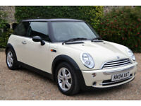 Mini Mini 1.6 ( Chili ) Cooper, 70K MILES, FULL S/HISTORY, NEW MOT, PANO ROOF