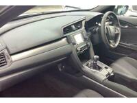 2018 Honda Civic 1.0 VTEC Turbo SE 5dr Manual Hatchback Petrol Manual