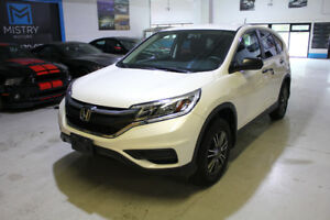 2015 Honda CR-V LX ONE OWNER NO ACCIDENTS CALL 905-270-0310