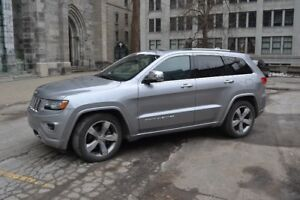 Jeep Grand Cherokee Overland EcoDiesel - Vente rapide