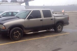 S10 4x4 for trade for ATV 4x4 Kitchener / Waterloo Kitchener Area image 2