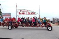 Looking for Big Bike Captians-Sauble Beach