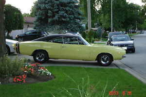 LOOKING FOR A 1968 DODGE CHARGER R/T