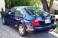 2002 Volkswagen Jetta GLS Sedan TDI