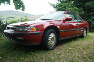 1990 Honda Accord Other