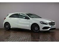 2017 Mercedes-Benz A Class A200d WhiteArt 5dr Hatchback Diesel Manual