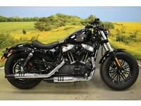 Editing Bike Harley Davidson XL1200 48 2016**ABS, LOW SEAT HEIGHT, 27 MILES**