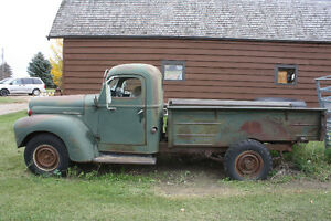 1948 KB3 International 3/4 ton
