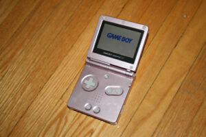 Gameboy advance sp ags101