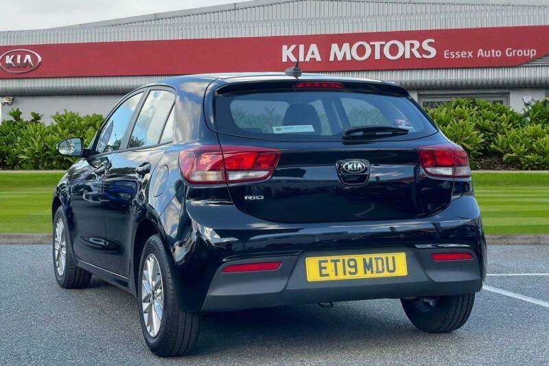 2019 Kia Rio 1.25 2 5dr Hatchback Petrol Manual