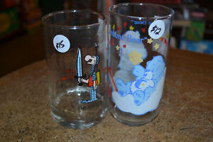 Several Collector Glasses Vintage Movie Cartoon Bar Beer Glass Windsor Region Ontario image 5