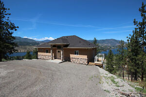 NEW!!  Custom Home w/Lake Views and Elevator FOR SALE!!