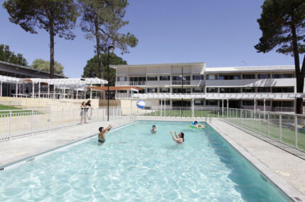 Student apartments on-campus at Murdoch University!