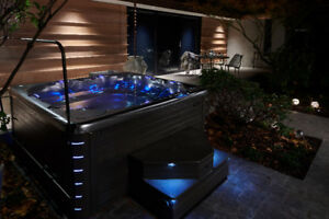 Hot Tubs! Save 29% on select hot tubs and 25% on gazebos, 5 days