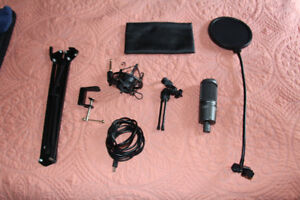 Audio Technica AT2020USB+ (Great Condition)