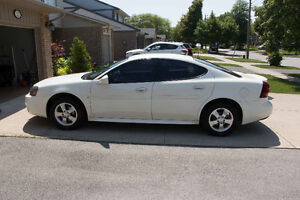 2007 Pontiac Grand Prix Base Model Sedan