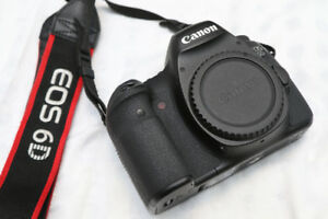 Canon 6D camera body -mints conditions -$999