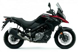 NEW 2021 SUZUKI DL650 V-STROM XT - RED/BLACK - ZERO MILES - 3% APR FINANCE