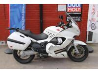 2012 MOTO GUZZI NORGE 1200 GT 8V *6MTH WARRANTY, 12MTH MOT*