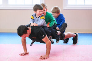 Group classes, Family-Friendly classes and Weight Circuits