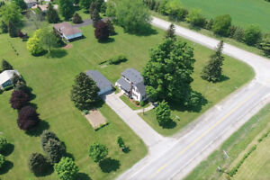 Rural Clarington Home For Sale - 1.3 Acres
