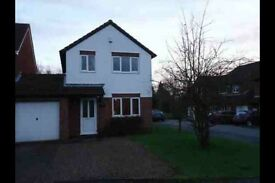 3 bed link detached house for rent in Stoke Heath Bromsgrove