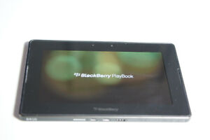 Blackberry Playbook 64GB with full accessories.