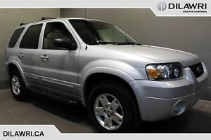 2007 Ford Escape Limited 4Dr 4WD