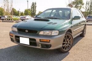 1997 Subaru Impreza Outback Sport Wagon