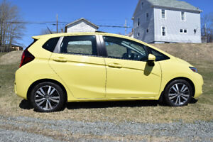 ** sold** 2016 Honda Fit Ex