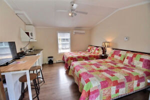 furnished bachelor units 5 min from NSCC Port Haukesbury