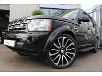 2010 10 LAND ROVER DISCOVERY 4 3.0 TDV6 HSE 5D-22