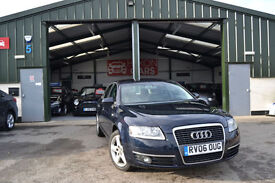 2006 Audi A6 Saloon 2.0TDI DIESEL MANUAL SE