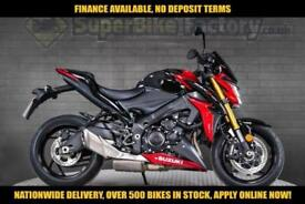 2017 17 SUZUKI GSX-S1000 AL8 ABS 1000CC 0% DEPOSIT FINANCE AVAILABLE