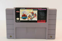 WANTED: PIRATES OF DARK WATER FOR SNES