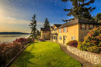 Beautiful Waterfront Property in Mill Bay B.C