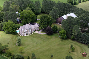 A Slice of Paradise – a Tranquil 4-Seasons Country Property