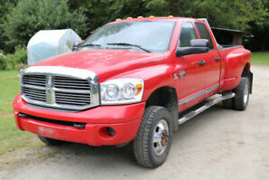 Dodge 3500HD Quad Cab