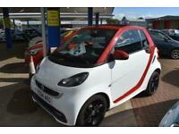 2014 smart fortwo cabrio 1.0 Grandstyle Edition Auto Convertible Convertible Pet