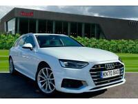 2020 Audi A4 Avant Sport 35 TFSI 150 PS 6-speed Estate Petrol Manual