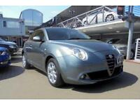 2010 Alfa Romeo Mito 1.4 16V Lusso 3-Door Hatchback 3dr