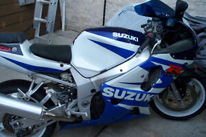 GSXR750 for sale  $3000.00